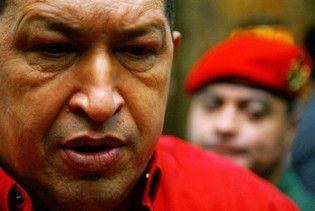 Колумбія заперечує звинувачення Чавеса в спробі розпочати війну