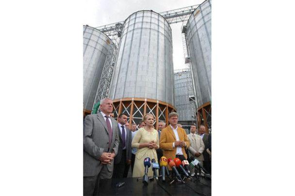 Тимошенко перевірила буряк на цукор