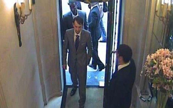 Пограбування у Лондоні