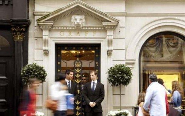 У Лондоні скоєно пограбування сторіччя на 65 мільйонів доларів