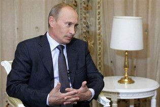 Путін освідчився Україні в любові
