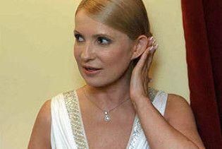 Тимошенко: Мене весь час критикують за мої сукні