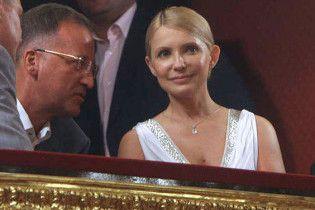 Тимошенко зірвала овації в Одеській опері
