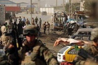 Відразу кілька замінованих автомобілів вибухнули в Афганістані