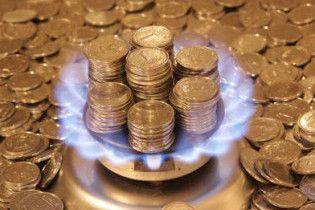 Внутрішній борг України за газ досяг 400 мільйонів доларів