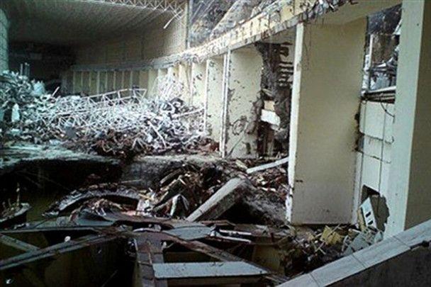 Аварія на Саяно-Шушенській ГЕС