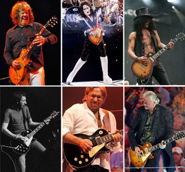 ТОП-10 найкращих гітаристів світу