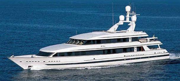 Як голлівудські зірки відпочивають на яхтах