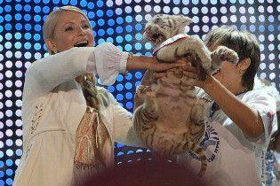 Тимошенко віддала свою тигрицю в зоопарк, де отруїли 10 тварин