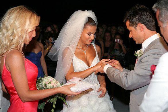 Весілля Ані Лорак в Турції