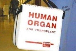 Китай забирає донорські органи в засуджених до смерті