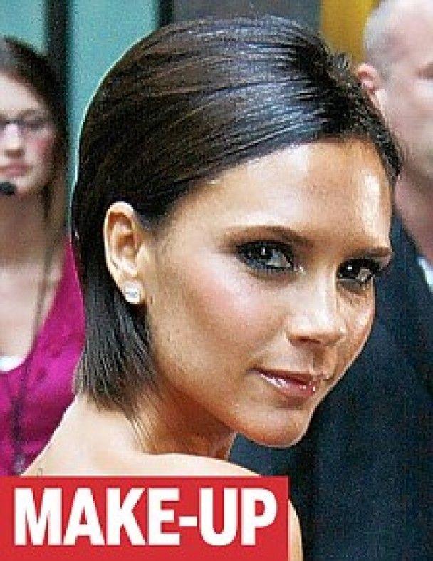 Вікторію Бекхем не впізнати без макіяжу