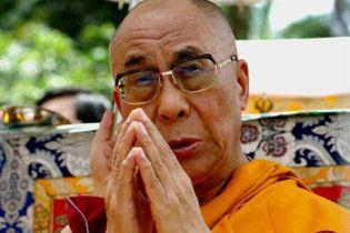 Росія заборонила в'їзд Далай-лами на свою територію