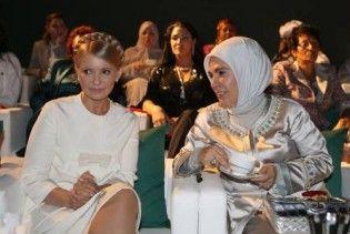 Тимошенко відсвяткувала ювілей Лівійської революції