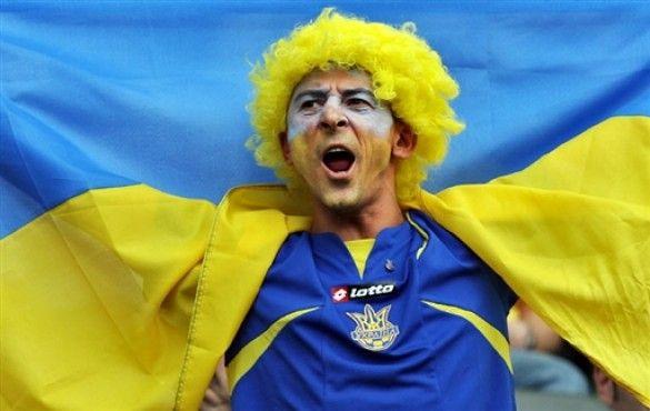 Вболівальник збірної України