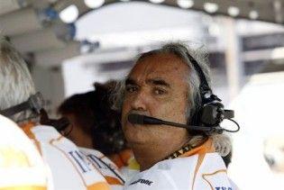 Звільнено боса Renault Флавіо Бріаторе