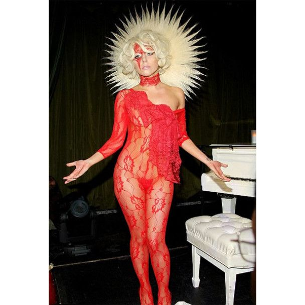 Мадонна в захваті від Леді Gaga, яка не носить труси