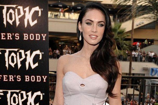 У Меган Фокс відібрали звання найкрасивішої жінки