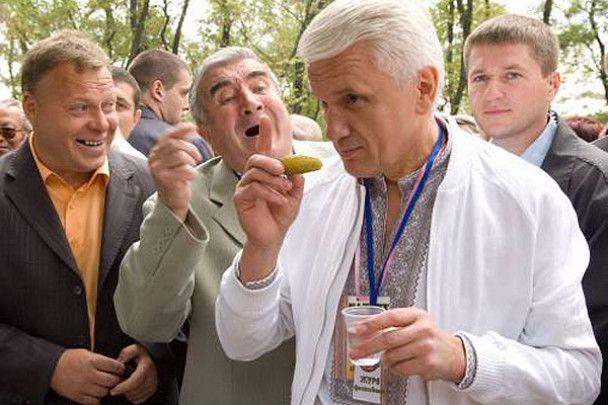 Привітайте Володимира Литвина з ювілеєм!