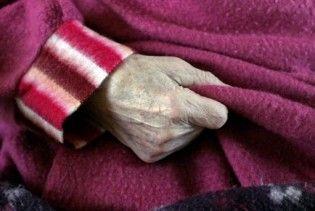 Бабуся убила онука-дауна і повісилася поруч