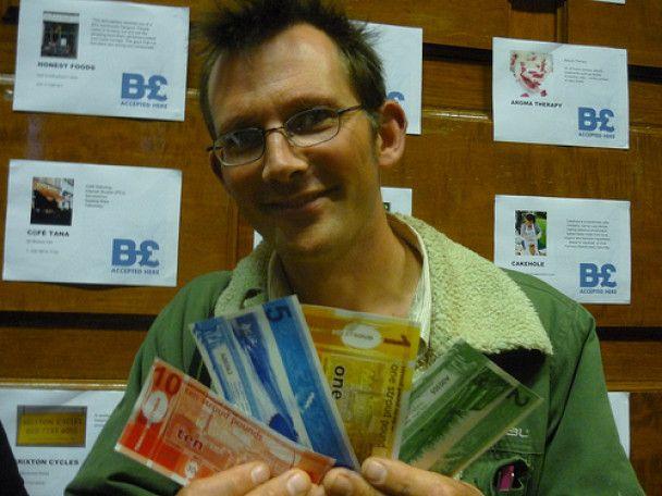 У Лондоні введена альтернативна валюта - брікстонський фунт
