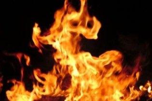 Чоловіка побили на вулиці і спалили живцем