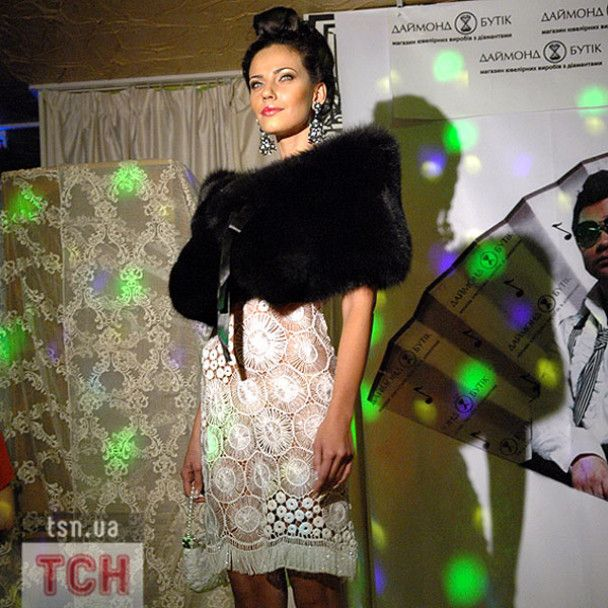 Модна вечірка дизайнера Сергія Єрмакова