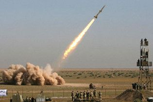 Іран випробував свою найпотужнішу балістичну ракету