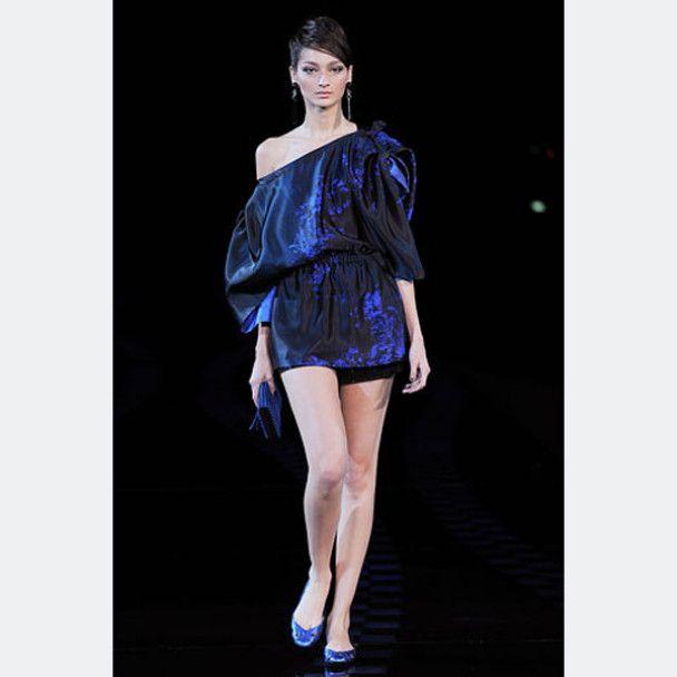 Новий Армані на тижні моди в Мілані