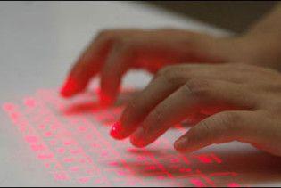 Microsoft запатентувала сенсорну клавіатуру майбутнього