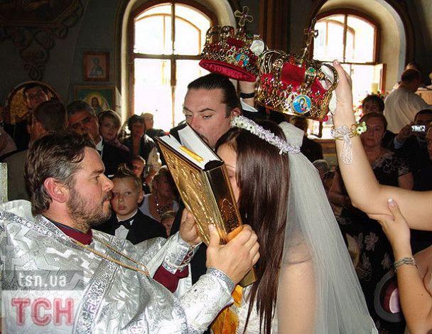 Ексклюзивні фото з вінчання Тимошенко