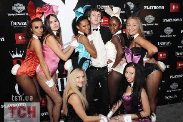 """На вечірці Playboy обрали """"Дівчину року"""""""
