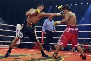 Український боксер захистив титул чемпіона світу у Донецьку