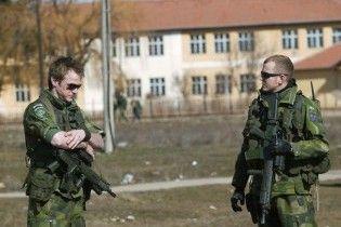 Швецький спецназ на навчанні випадково захопив приватний будинок