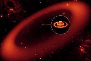 Оприлюднено нову теорію про виникнення кілець Сатурна