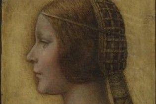 Знайдено невідому картину Леонардо да Вінчі