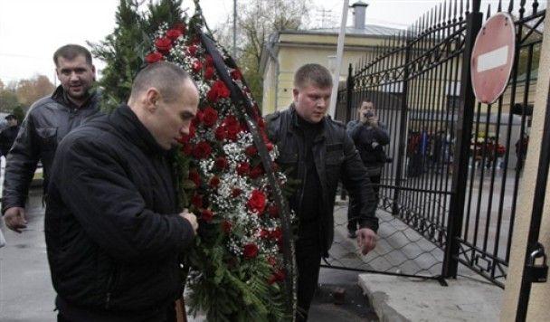 Розпорядником похорон Япончика став один з головних мафіозі Росії