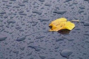 В Україну прийшли дощі і грози