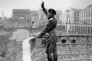 Останки Муссоліні ледве не продали через eBay