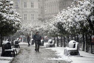 У Львові відновили водопостачання, припинене через снігопад
