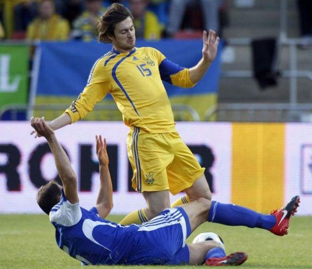 """Андорра - Україна - 0:6. """"Ще не вмерла України"""""""