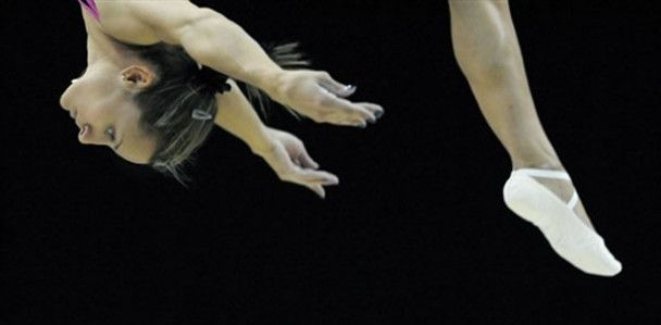 Викрутаси спортсменів на чемпіонаті світу