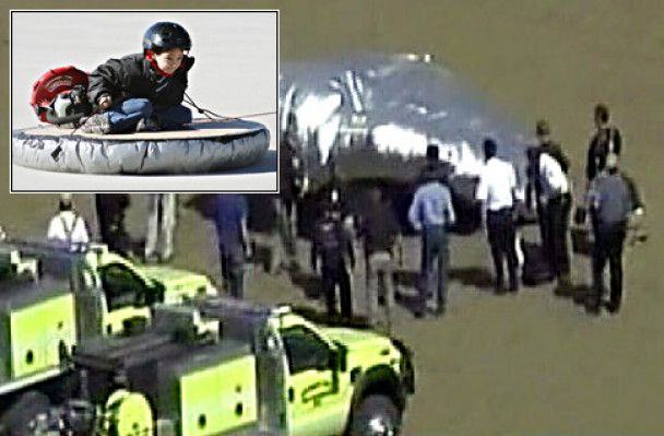 6-річний хлопчик у Колорадо відлетів на повітряній кулі і зник