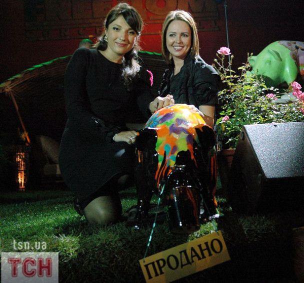"""Аукціон зіркових свиней """"Pig Parade-2009"""""""