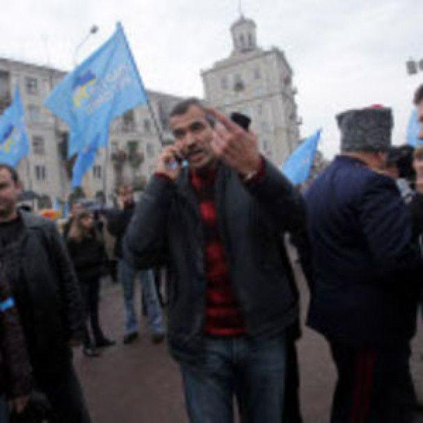 Марш УПА у Запоріжжі завершився бійкою та стріляниною