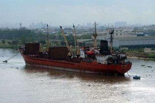 Українські моряки застрягли у В'єтнамі через відсутність зарплати