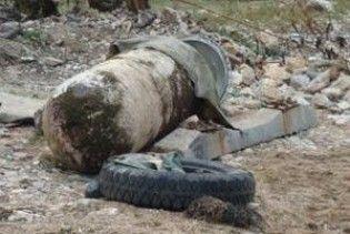 Через німецьку бомбу у Феодосії евакуюють 5 тисяч людей