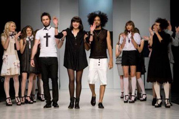 UFW 2009: актори вийшли на подіум