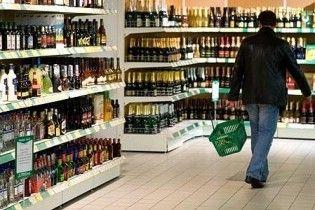 В Україні обмежили продаж та споживання слабоалкогольних напоїв