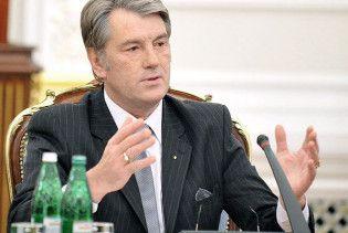 Ющенко збільшить пенсії за рахунок боргів